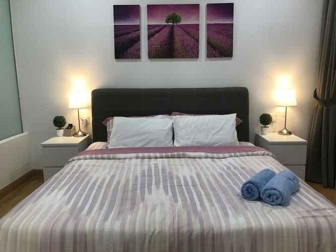 BEDROOM KL Gateway Luxury Apartment