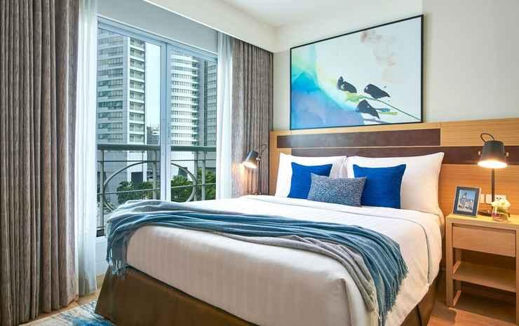 Shama Lakeview Asoke Bangkok Bangkok - Apartemen, 2 kamar tidur