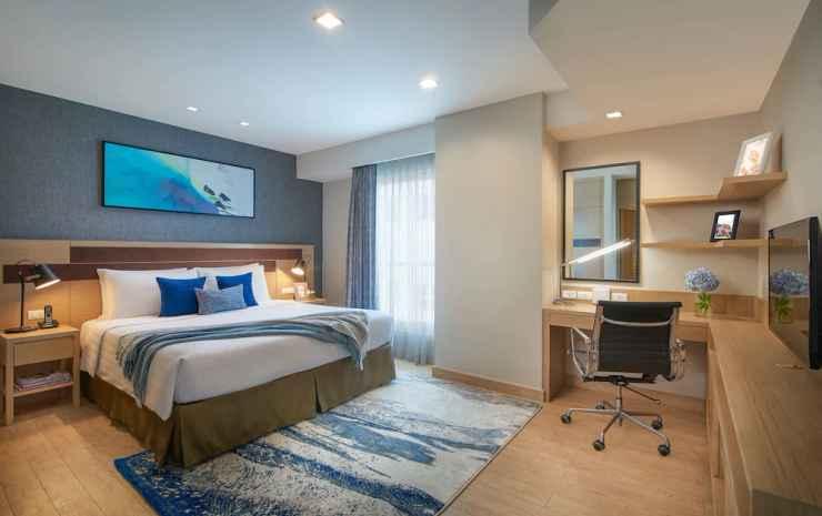 Shama Lakeview Asoke Bangkok Bangkok - Studio Deluks, 1 Tempat Tidur King