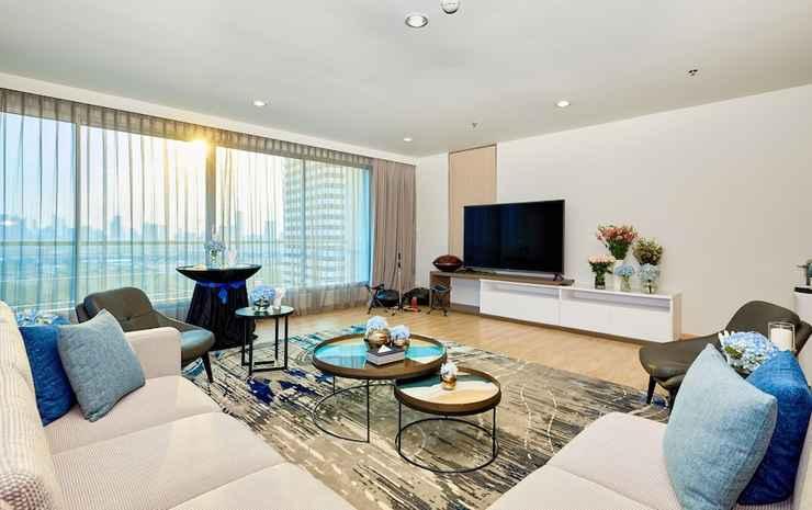 Shama Lakeview Asoke Bangkok Bangkok - Apartemen, 3 kamar tidur (Panoramic View)