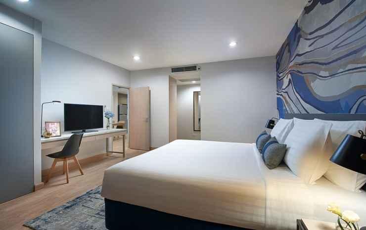 Shama Lakeview Asoke Bangkok Bangkok - Apartemen, 1 kamar tidur
