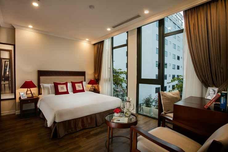 BEDROOM Au Coeur d'Hanoi Apartment