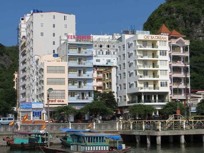 EXTERIOR_BUILDING Khách sạn Giấc Mơ Cát Bà