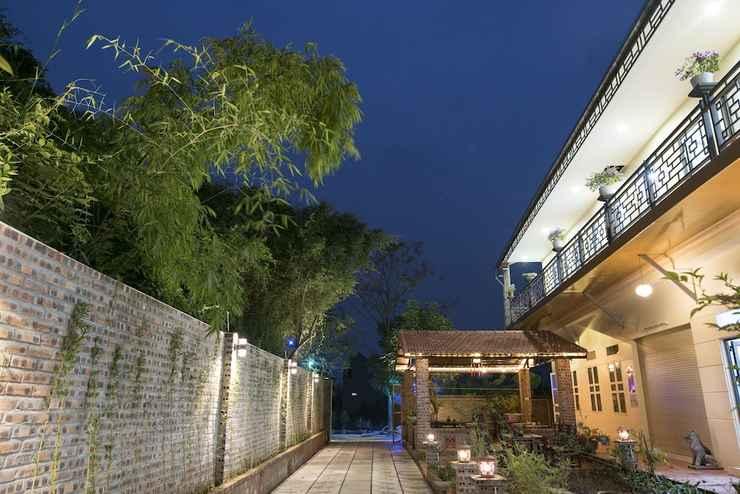 EXTERIOR_BUILDING Tam Cốc Craft Homestay