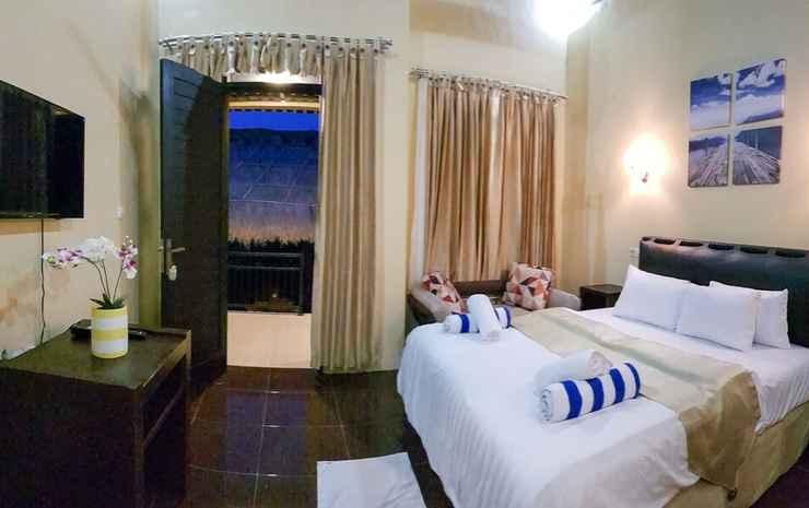Nipah Pool Villas and Restaurant Lombok - Vila Deluks, 1 Tempat Tidur Queen dengan tempat tidur Sofa, pemandangan kolam renang