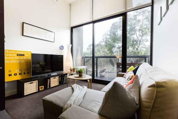 COMMON_SPACE GEORGE, 1BDR North Melbourne Apartment