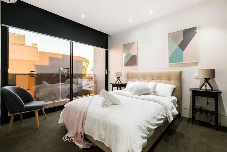 BEDROOM SOPHIA, 2BDR North Melbourne House