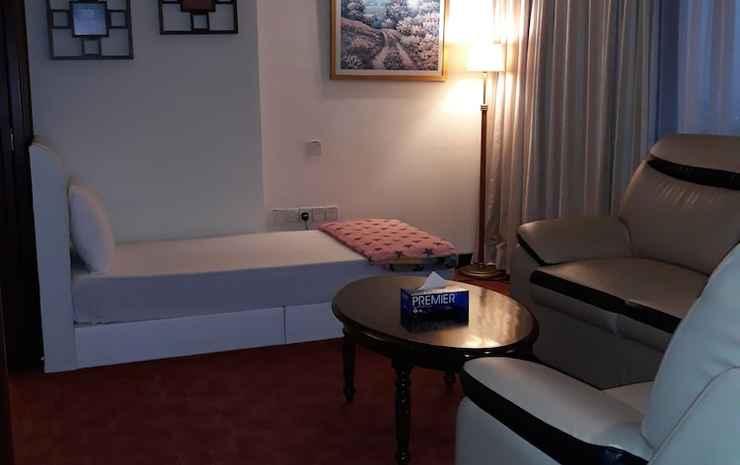 KL Bukit Bintang Suites at Times Square KL Kuala Lumpur - Suite Deluks