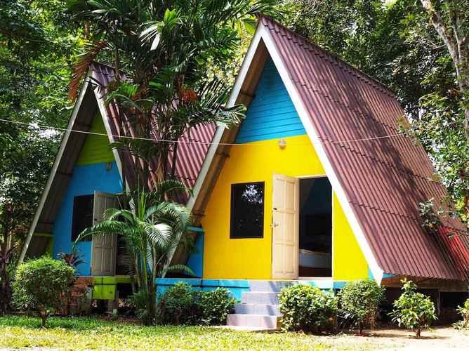 EXTERIOR_BUILDING บ้านต้นไม้ รีสอร์ท