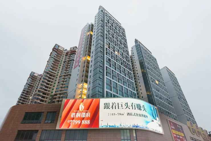 EXTERIOR_BUILDING Huizhou Qu Wo Jia Shang Pin Apartment