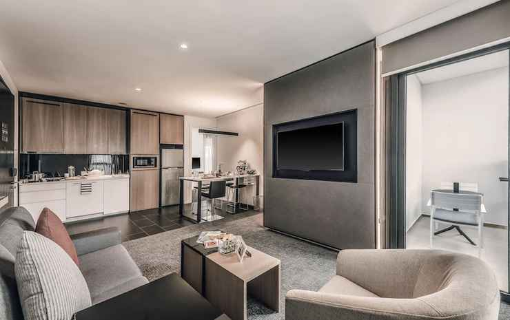 Hyatt House Kuala Lumpur, Mont Kiara Kuala Lumpur - Suite, 2 kamar tidur (2 kingbed  & 1 sofabed)