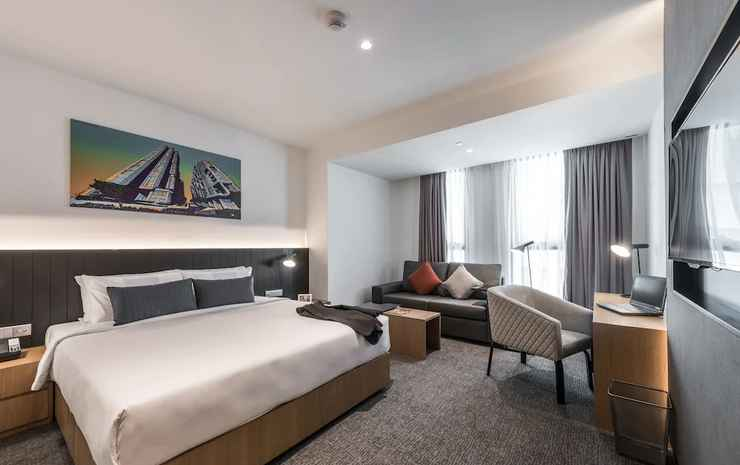 Hyatt House Kuala Lumpur, Mont Kiara Kuala Lumpur - Kamar, 1 Tempat Tidur King (Den)