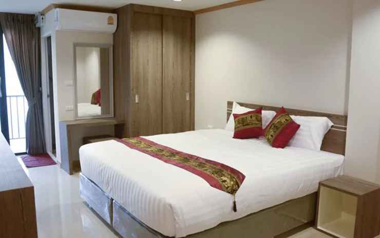Sunlight Hotel Chonburi - King room with Sea view