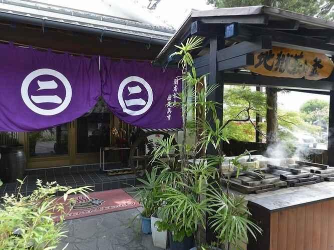EXTERIOR_BUILDING ยูโมโตะ มิโยชิ