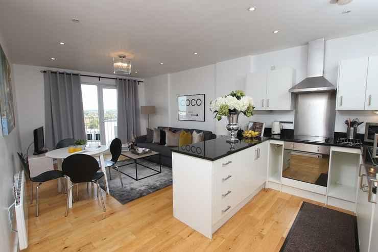 BEDROOM Upton Road Apartments