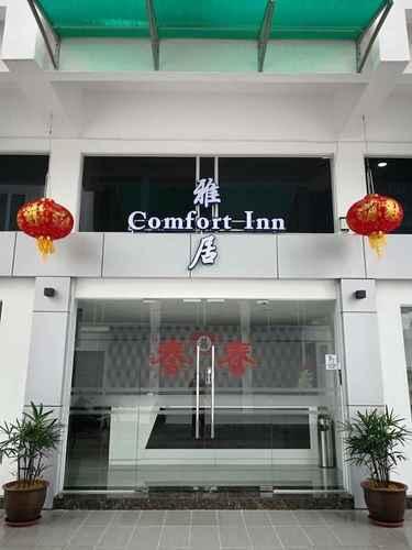 EXTERIOR_BUILDING Comfort Inn