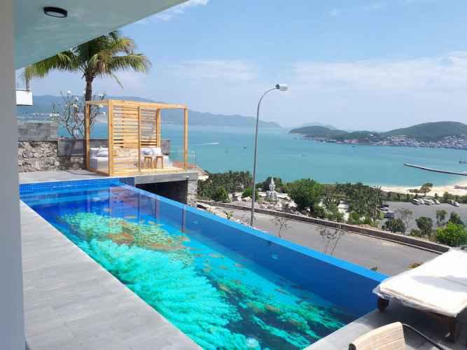 SWIMMING_POOL Nha Trang Harbor View Villa