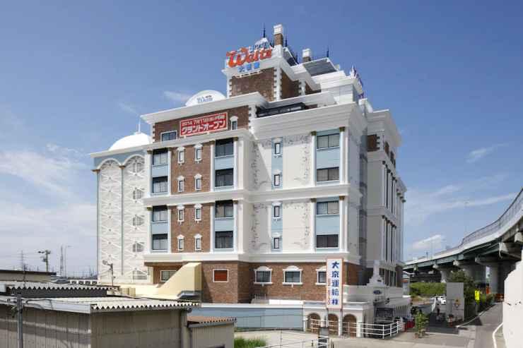 EXTERIOR_BUILDING โรงแรมวอลทซ์ ชิริว - สำหรับผู้ใหญ่เท่านั้น