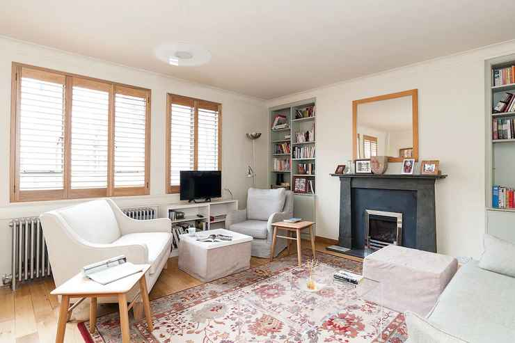 COMMON_SPACE Trendy 3BR Flat in Notting Hill