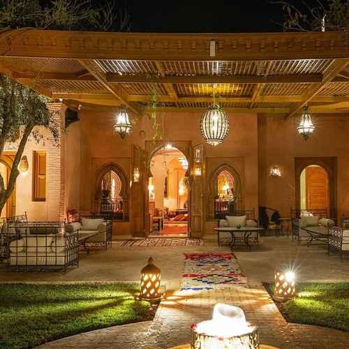 Gaya Desain Maroko