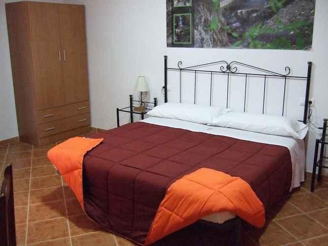 BEDROOM Casa Rural Entresierras