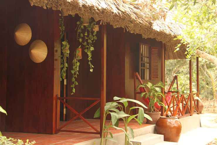 BEDROOM Jardin Du Mekong Homestay