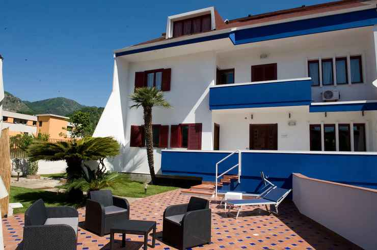 SWIMMING_POOL Villitaly Suite & Coffe - Salerno
