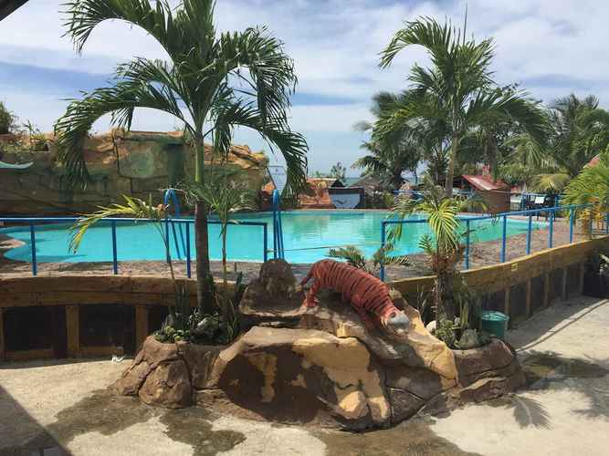 SWIMMING_POOL Precia Villavert Beach Resort