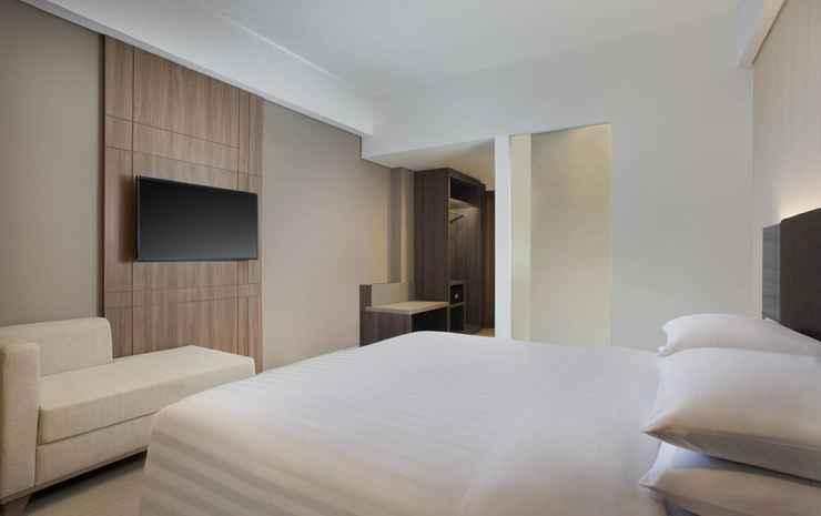 Fairfield By Marriott Belitung Belitung - Kamar Deluks, 1 Tempat Tidur King, pemandangan kota