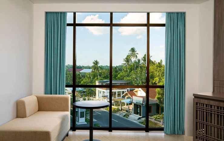 Fairfield By Marriott Belitung Belitung - Kamar Deluks, 2 Tempat Tidur Twin, pemandangan kota