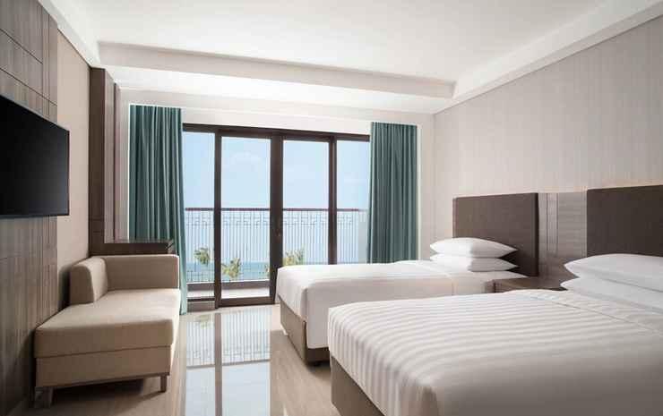 Fairfield By Marriott Belitung Belitung - Kamar Deluks, 2 Tempat Tidur Twin, balkon, tepi laut