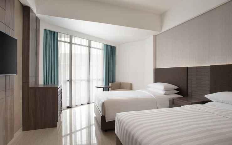 Fairfield By Marriott Belitung Belitung - Kamar Deluks, 2 Tempat Tidur Twin, teras