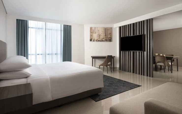 Fairfield By Marriott Belitung Belitung - Suite Junior, 1 Tempat Tidur King, non-smoking, pemandangan kota