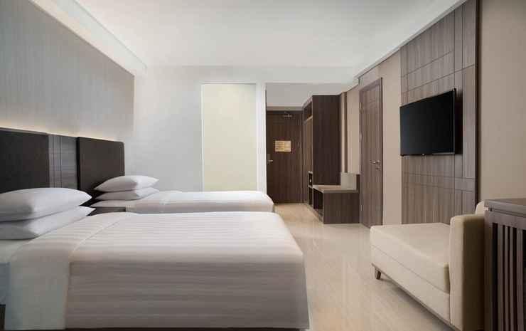 Fairfield By Marriott Belitung Belitung - Kamar Deluks, 2 Tempat Tidur Twin, non-smoking, pemandangan samudra