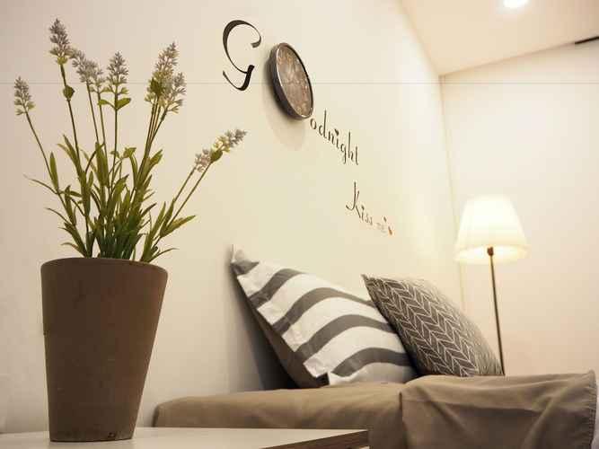 BEDROOM KL Gateway Mid Valley Suites