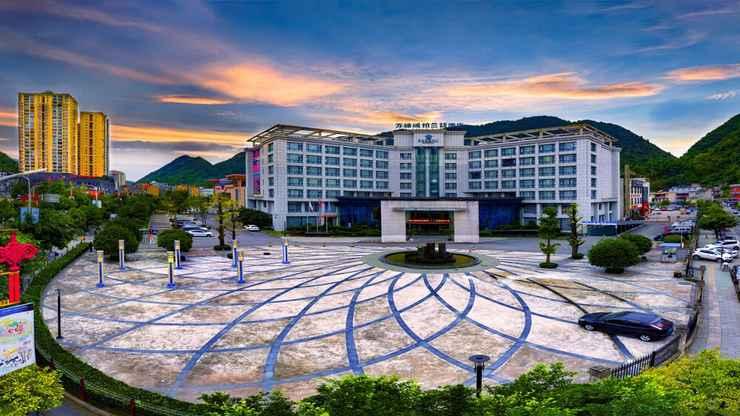 EXTERIOR_BUILDING Peranc Hotel