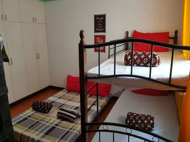 BEDROOM Unit 8 4BR Zara Myshka Apartelle