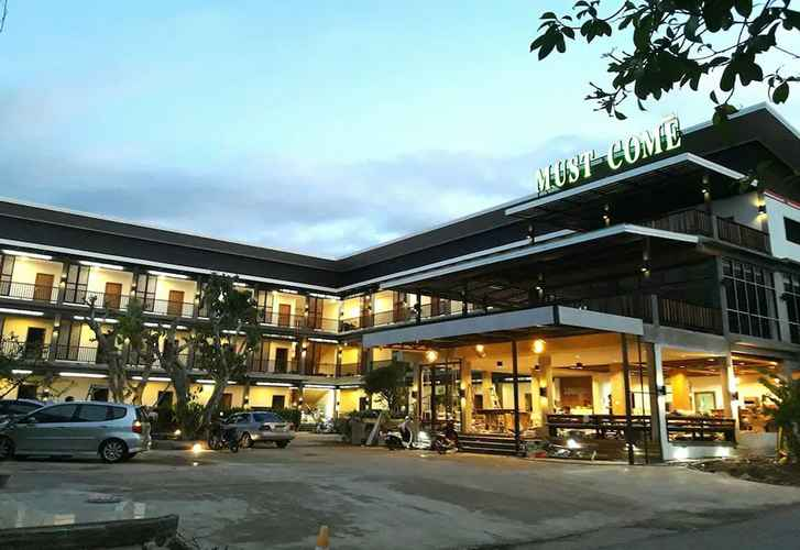 EXTERIOR_BUILDING โรงแรมมัดคำ บูทีค โฮเทล
