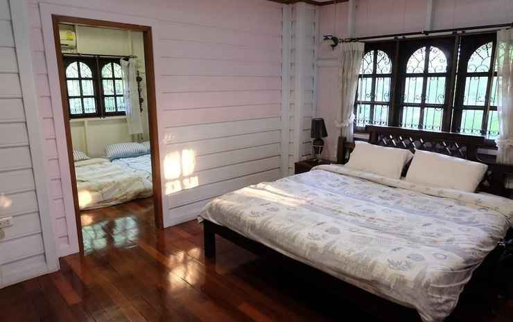 Wood Night House Chiang Mai - Villa with Garden View
