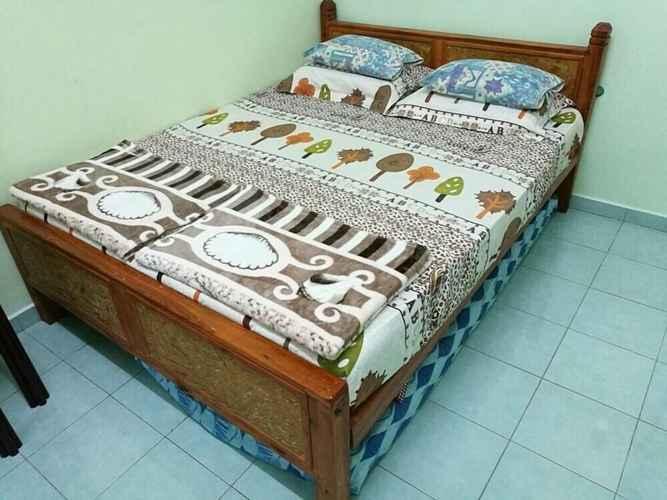 BEDROOM Khaimal Homestay Pulau Serai