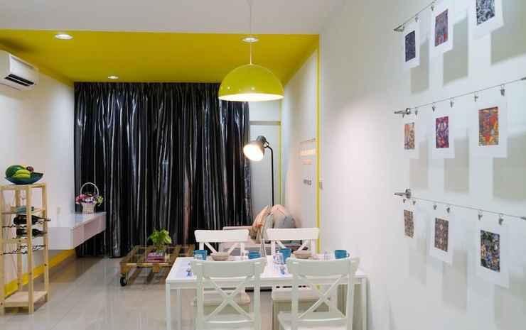 The Hommii Kuala Lumpur - Apartemen, 2 kamar tidur