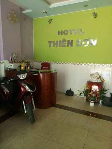 LOBBY Khách sạn Thiên Sơn