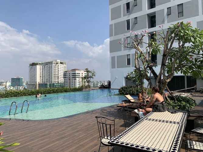 SWIMMING_POOL River Gate Apartment Saigon HCMC