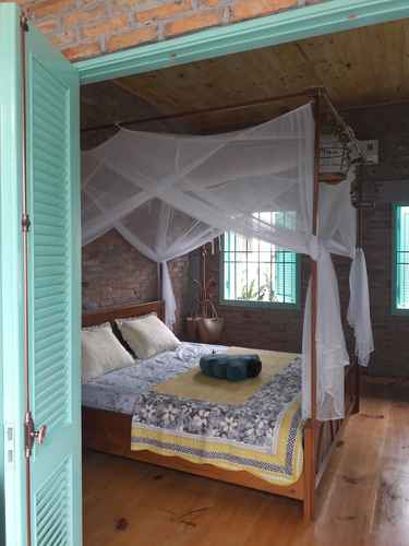 BEDROOM Nam Thi Holiday Home