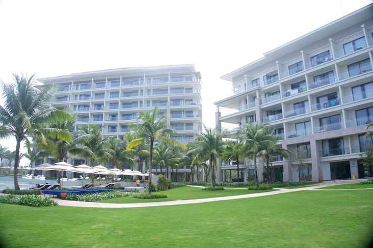 EXTERIOR_BUILDING Ocean Apartment in Resort