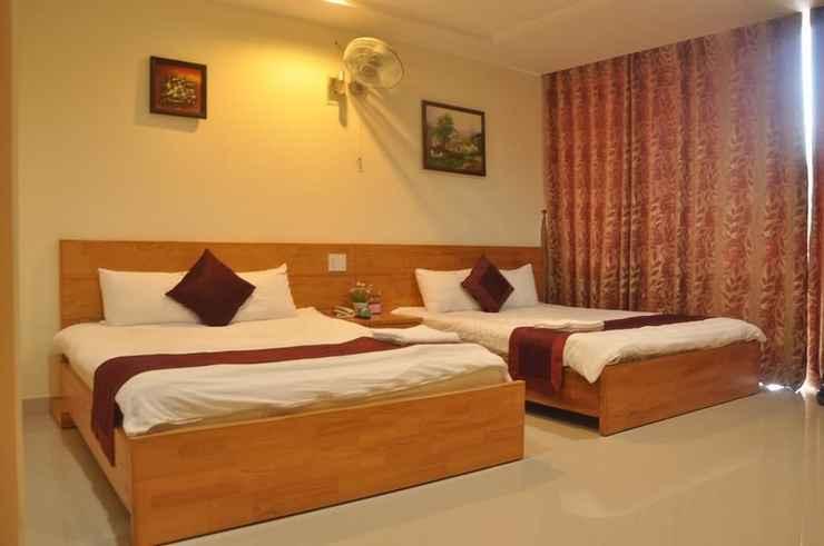 BEDROOM Sunrise Hotel - Hostel