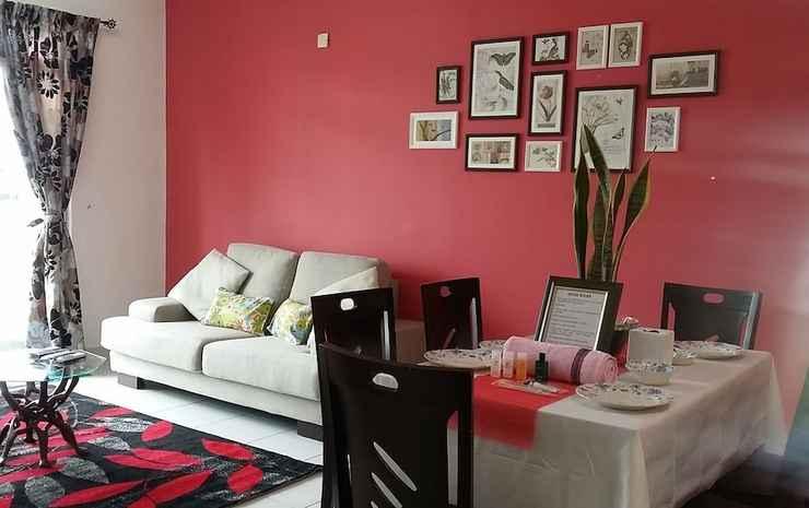 Family Suite DESA TEBRAU JOHOR BAHRU Johor - Apartemen Keluarga, 3 kamar tidur, akses difabel