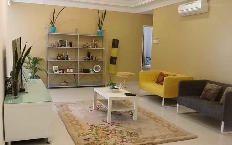 Family Suite DESA TEBRAU JOHOR BAHRU Johor - Apartemen Keluarga, 5 kamar tidur