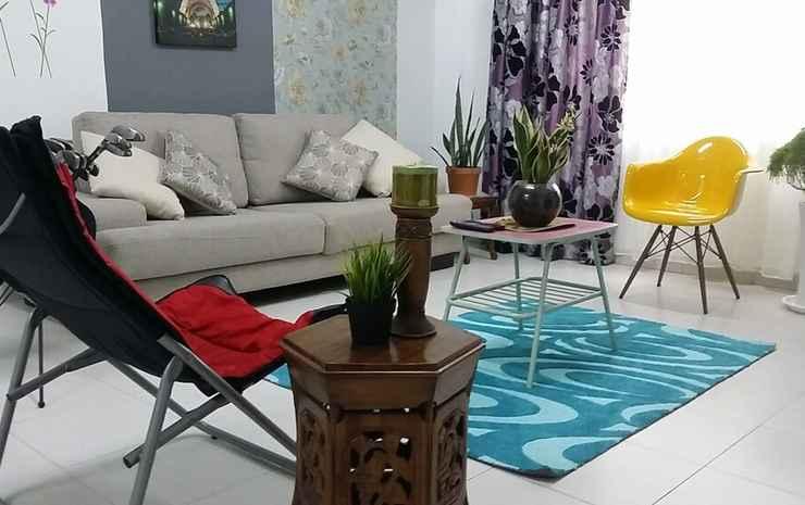 Family Suite DESA TEBRAU JOHOR BAHRU Johor - Apartemen Keluarga, 4 kamar tidur