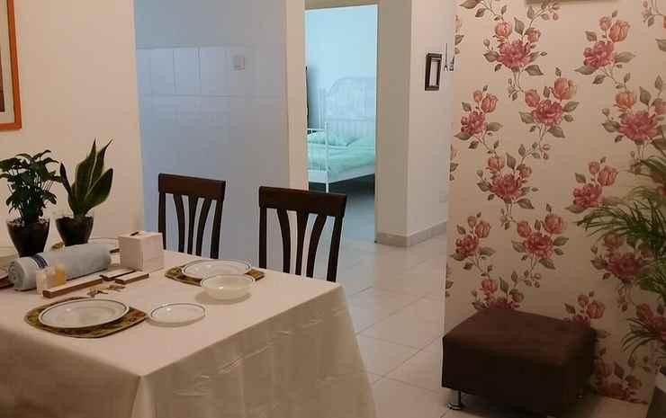 Family Suite DESA TEBRAU JOHOR BAHRU Johor - Apartemen Keluarga, 3 kamar tidur